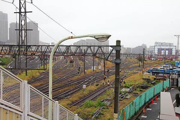 JR貨物的隅田川站