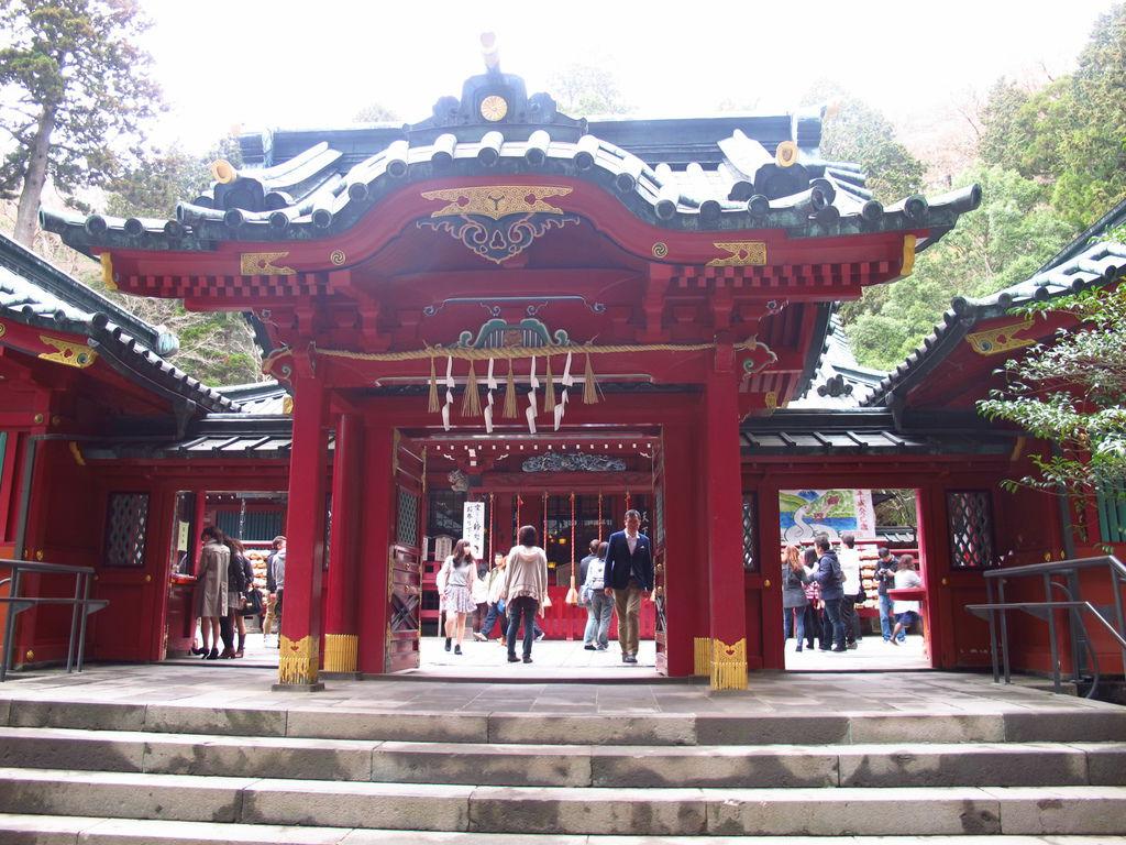 箱根神社7