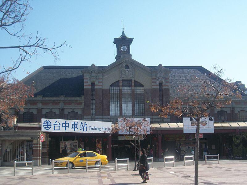 800px-台中車站