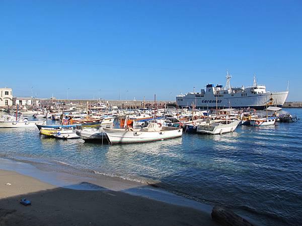 美麗的海港
