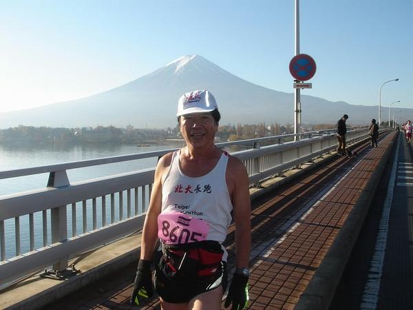 2007日本河口湖馬拉松