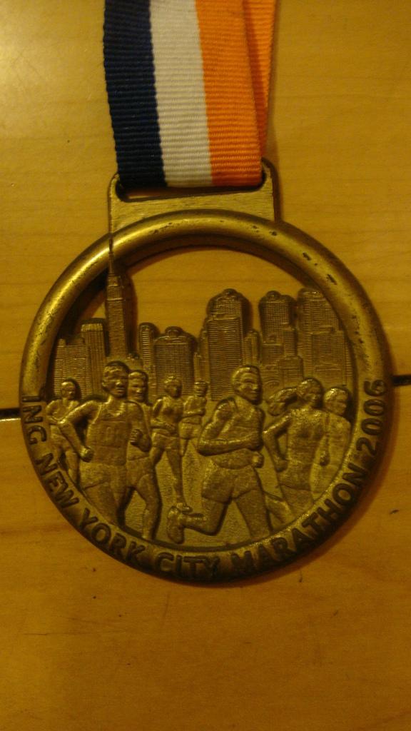 2006美國紐約馬拉松