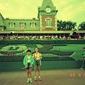 1988.08.洛杉磯 狄斯耐樂園