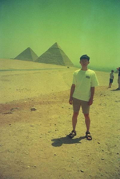 吉薩金字塔群 img0001