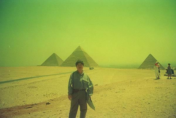 吉薩金字塔群 img0003