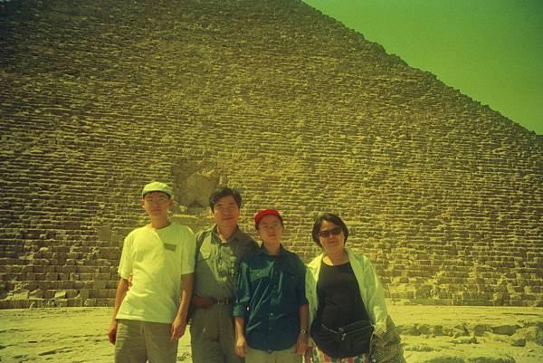 吉薩金字塔群 img0016