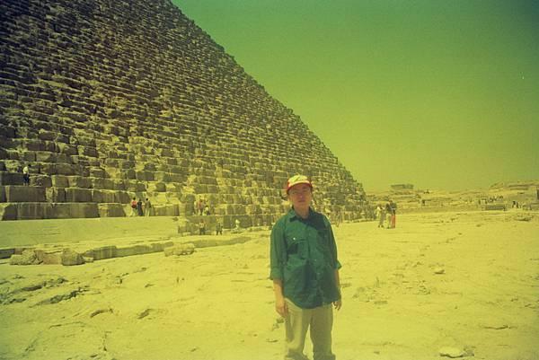 吉薩金字塔群 img0036