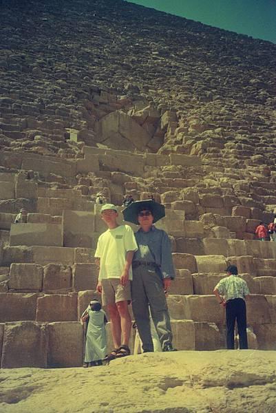 吉薩金字塔群 img0037