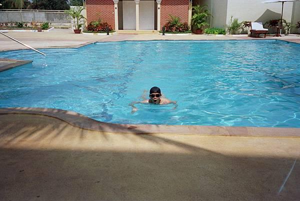 金邊 旅館泳池 img0012
