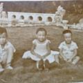 胡家建及表弟鮑志江於海軍子弟學校