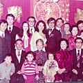 胡嘉芷、李迪捷結婚照