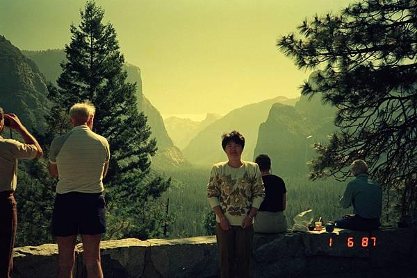 優勝美地國家公園 Yosemite National Park