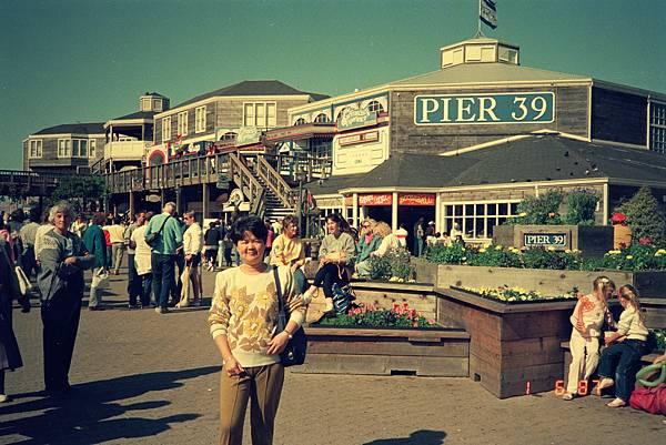 舊金山 漁人碼頭