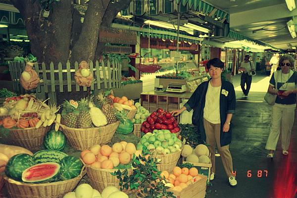 洛杉磯 農夫市場