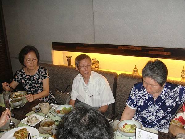 小學老師同學聚會 2009.06.21
