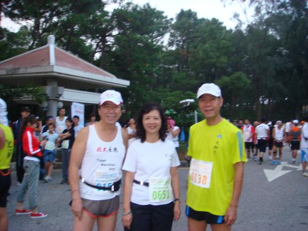 國家公園秋季 金門馬拉松 2010.10.09.
