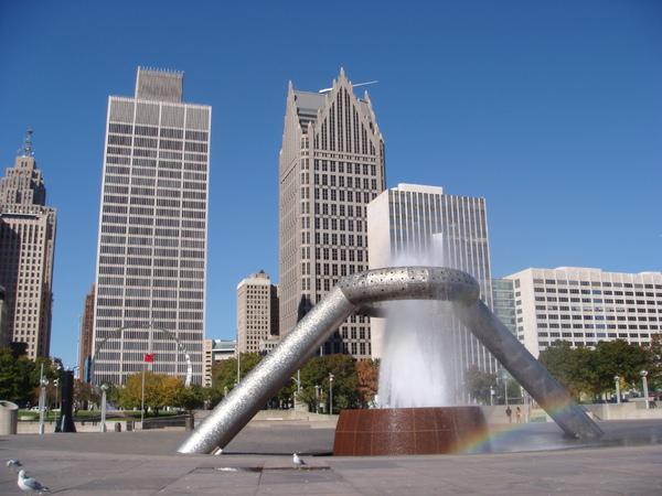 底特律一日遊
