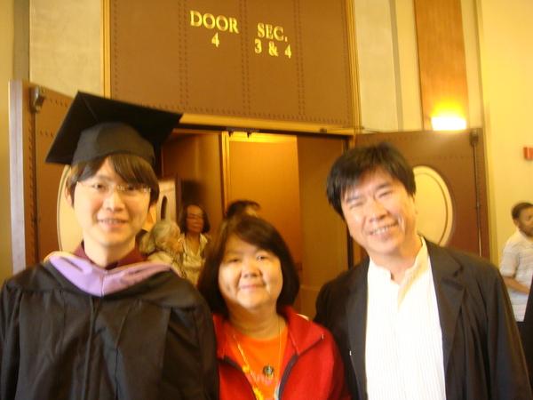 2009.05.03.密西根大學工學院所畢業典禮