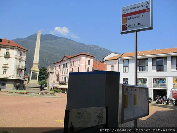離青旅最近的公車站牌