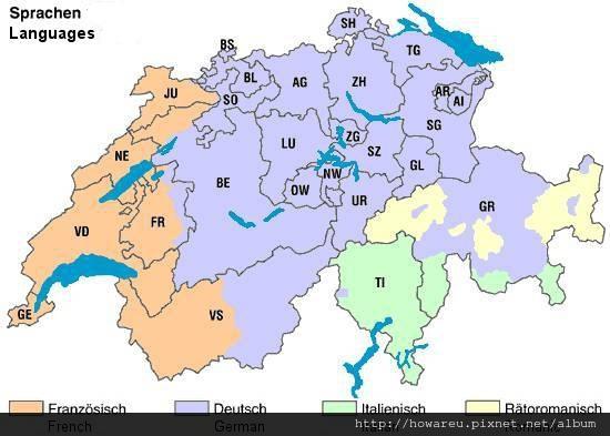 SwissMapSprachen