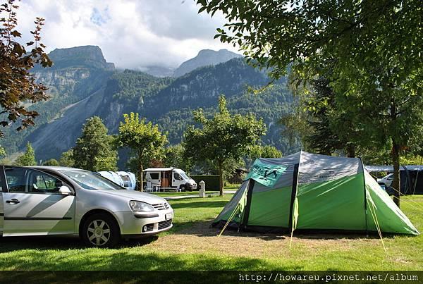 我們的帳篷