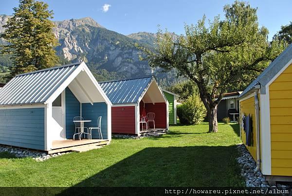 營區小木屋