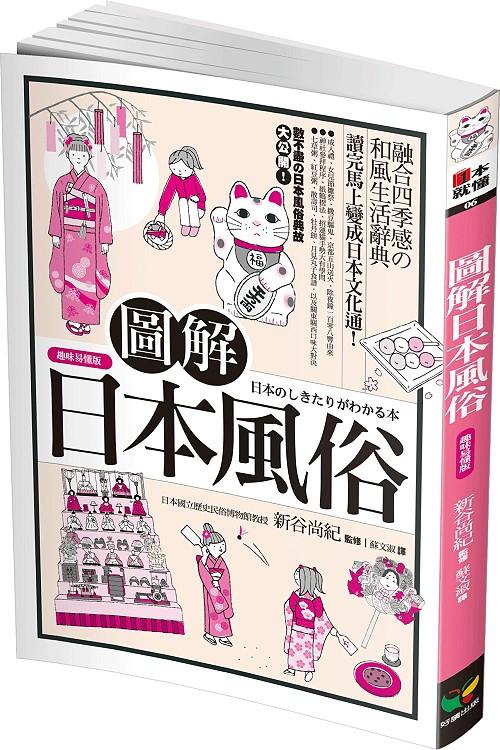 圖解日本民俗