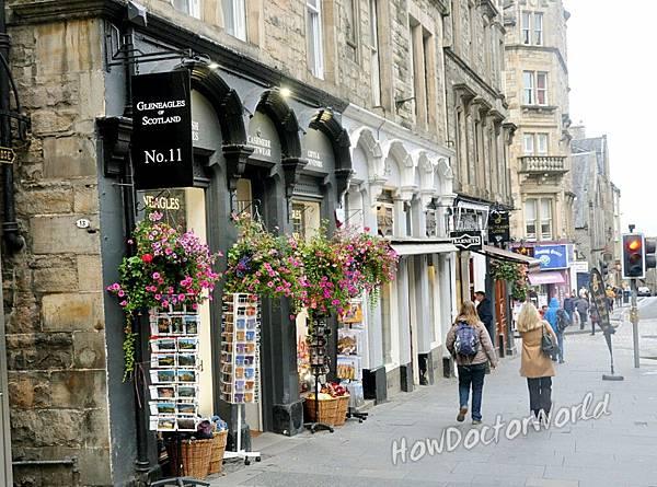 英國愛丁堡