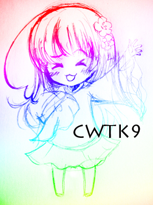 CWTK9我來了~!