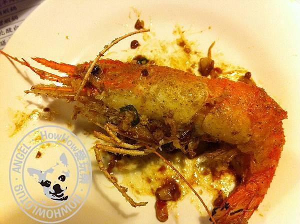 鹹酥蝦單隻