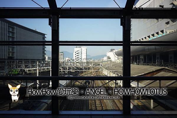 京都車站鐵軌