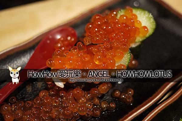 鮭魚卵壽司