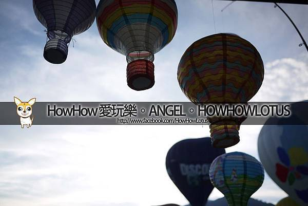 熱氣球燈籠