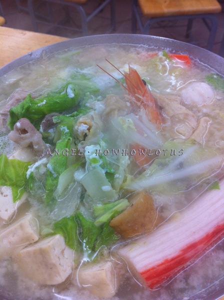 三媽海鮮豆腐鍋