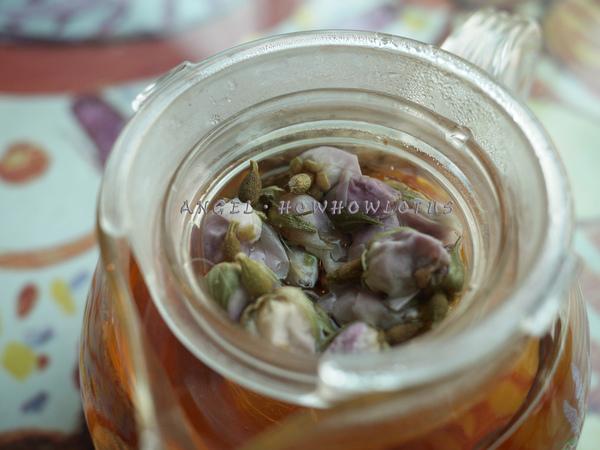 寶貝的玫瑰茶