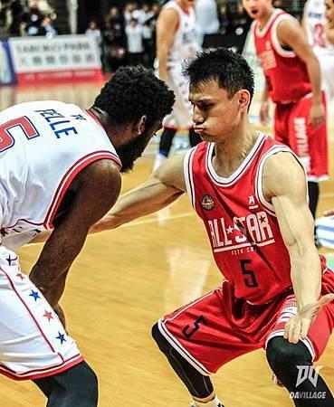 其實他才是台灣最接近NBA的男人