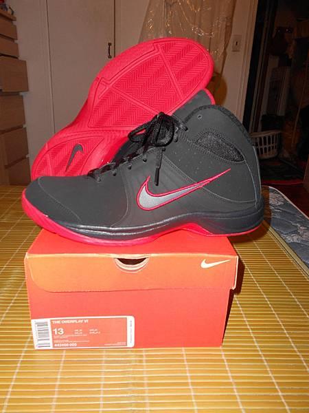 Nike The Overplay VI