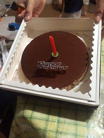 祝我33生日快樂