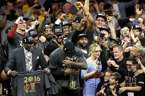2016 NBA 總冠軍1