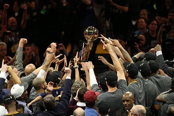 2016 NBA 總冠軍2