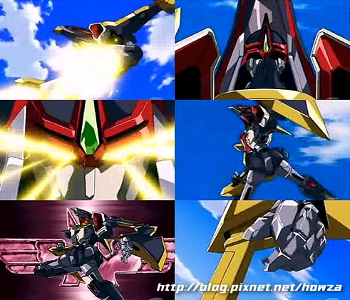 五字頭聊Super Beast Machine God