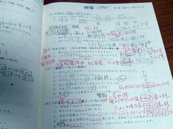 [日常東京][何波妞] 留學生日記 - 我討厭日文