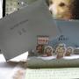 季樺給我的卡片