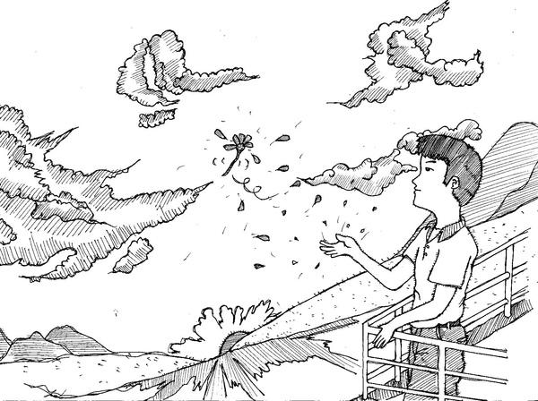 心情手繪-天空