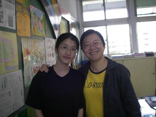 shanow和老師^__^