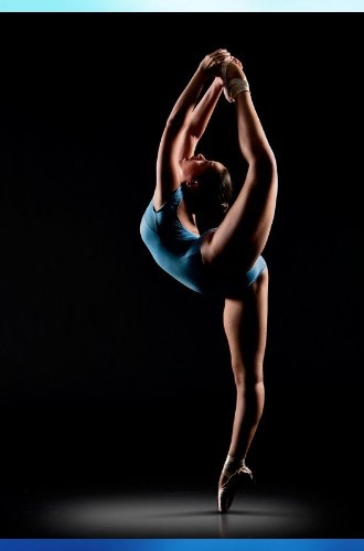 芭蕾美麗的瞬間3