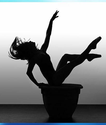芭蕾美麗的瞬間8