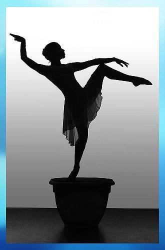 芭蕾美麗的瞬間2