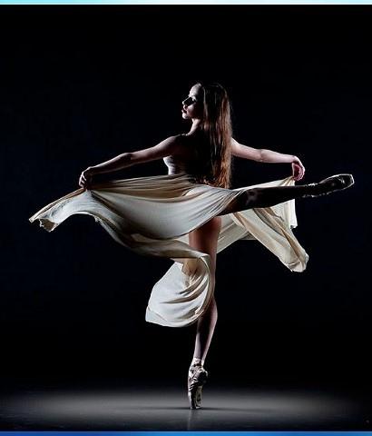 芭蕾美麗的瞬間6