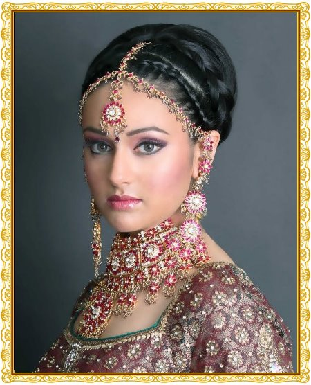 印度首飾之美12
